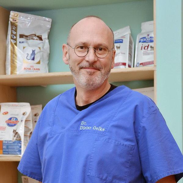 Dr. Dieter Oelke